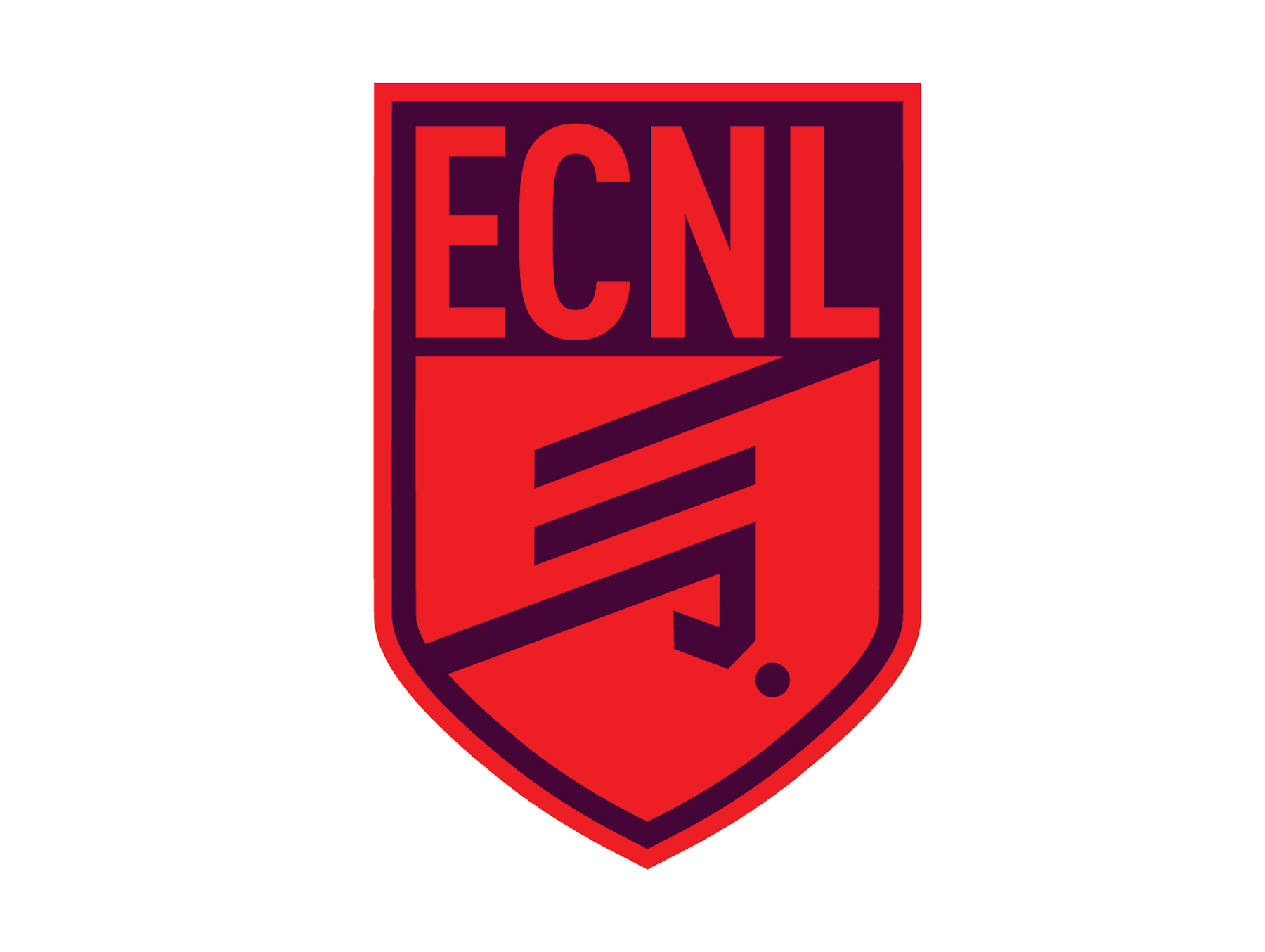 ECNL_Girls_Primary_Badge with White_Outline